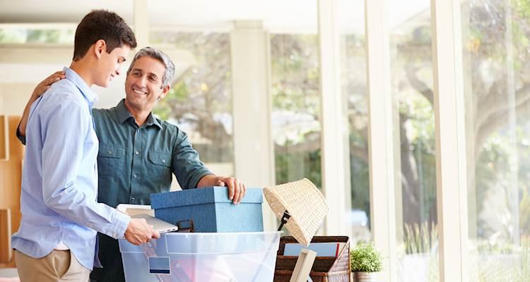 8 vragen die u moet stellen als u wilt verhuizen. De 50PLUSmakelaar denkt graag met u mee.