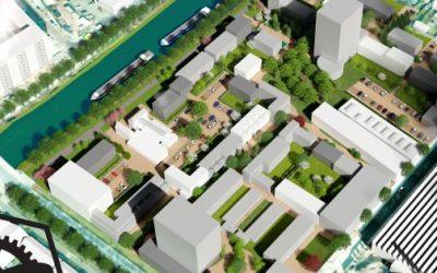 Ook woningen voor 50-plussers in het nieuwe Fabriekskwartier in Tilburg