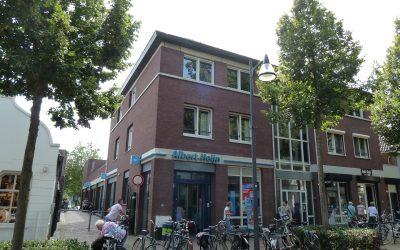 Te huur in hartje centrum Oisterwijk: per lift bereikbaar modern, sfeervol 3-kamerappartement met zonnig balkon en bergzolder.